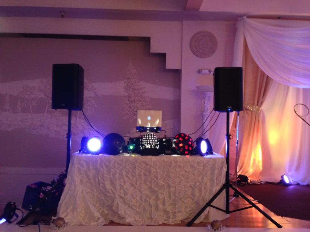 Paradise Ballroom Fremont Wedding DJ