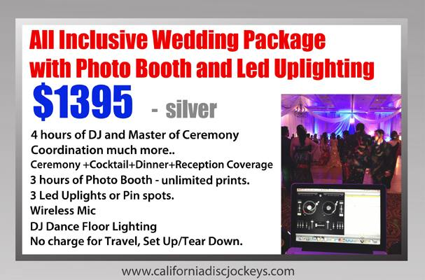 Silver Package DJ