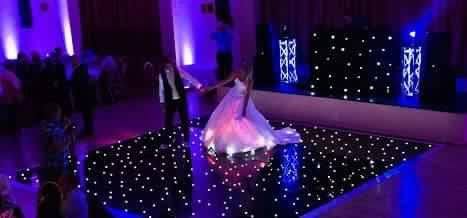 led dance floor 8